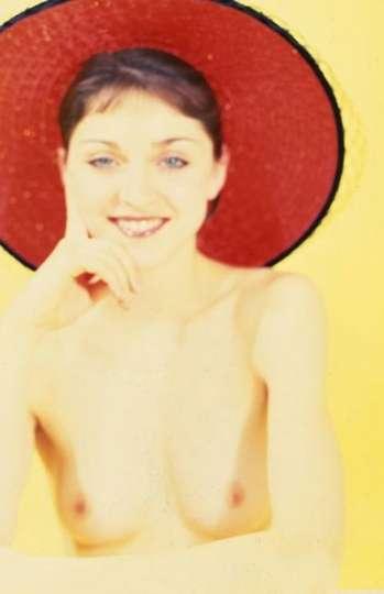 Fotos de Madonna desnuda con tan sólo 18 años: increible
