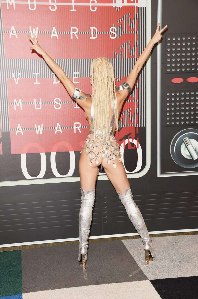 Miley Cyrus en los premios MTV Video Music Adward 2015