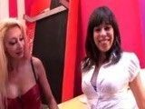 La española Ina Cherry en su primer video porno amateur