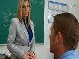 Joder, me estoy enamorando de mi madura profesora