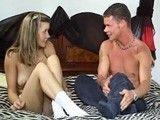 Estaba deseando perder la virginidad con su chico