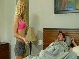 Despierta cuñado, tu hermano no esta en casa...