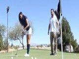 Iban a jugar a golf y acaban matándose los dos a polvos