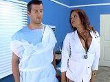 A Ramon Nomar le toca la doctora más cerda del hospital