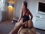 Follada POV en un hotel de cinco estrellas con una diosa