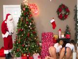 Con retraso sí, pero Papá Noel acaba llegando a todos lados