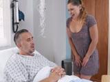 Mi mujer viene a verme al hospital para ver si la echo un polvo