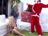 El mejor regalo de navidad posible, sexo con Donna Bell