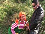 Es sin duda la mejor versión porno de Pippi Calzaslargas !!