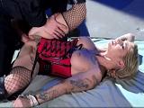 Kleio Valentien y su pasión por el sexo anal, que dolor!