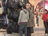 Me gustó el ir de compras con mamá al centro comercial
