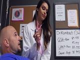 La doctora Katana Kombat no sabe porque está eso así..