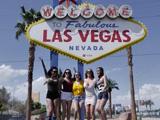 Fin de semana de sexo y alcohol en Las Vegas, vaya tías ... !!