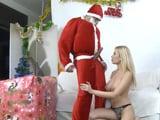 Así le agradezco a Papá Noel los regalos que me trae cada año