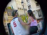 Nos acabamos follando a una turista que conocemos en Madrid